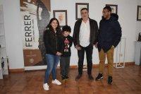 Con Tony Ferrer