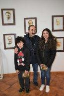 Con Xabier Casares